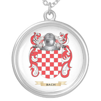 Bach Coat of Arms (Family Crest) Pendants