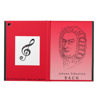 Bach Face the Music Case For iPad Air