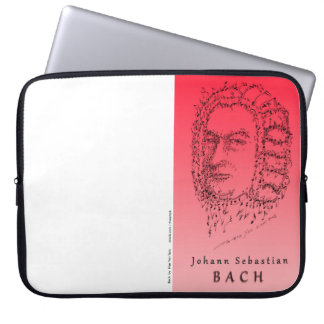 Bach: Face the Music Computer Sleeves