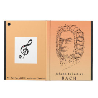 Bach Face the Music Cover For iPad Air