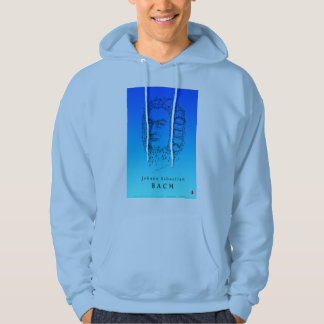 Bach Face the Music Hoodie
