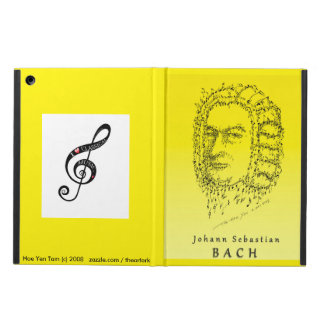 Bach Face the Music iPad Air Case
