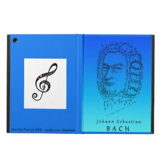 Bach Face the Music iPad Air Cover