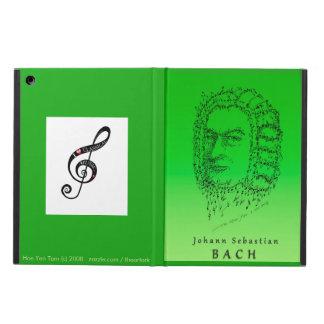 Bach Face the Music iPad Air Covers