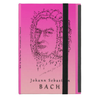 Bach: Face the Music iPad Mini Case
