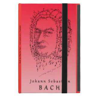Bach: Face the Music iPad Mini Cover