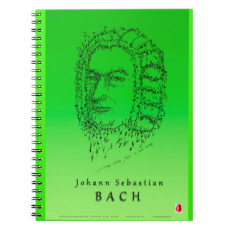 Bach: Face the Music Notebooks