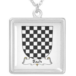 Bach Family Crest Custom Necklace
