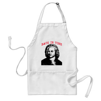 Bach in Time Standard Apron