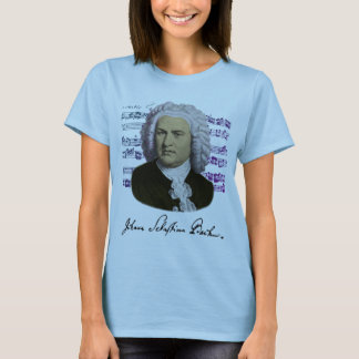 Bach Invention and Signature T-Shirt