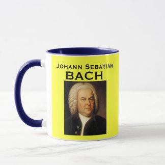 Bach, Johann Sebastian Portrait Mug