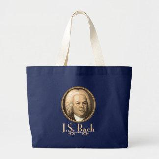 Bach Large Tote Bag