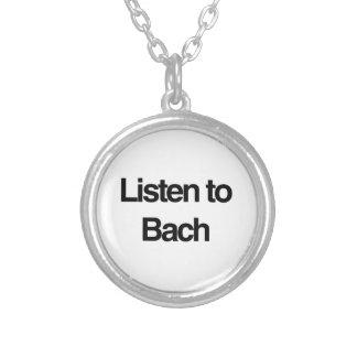 Bach Custom Necklace