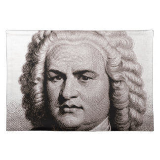 Bach Placemat