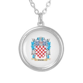 Bache Coat of Arms Necklace