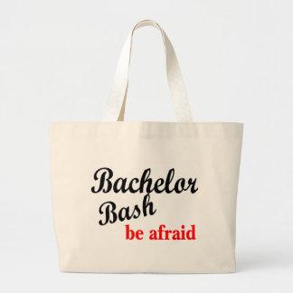 Bachelor Bash Be Afraid Bags