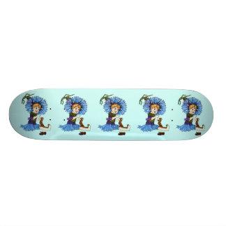 Bachelor Button Skateboards