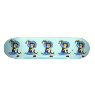 Bachelor Button Skateboards
