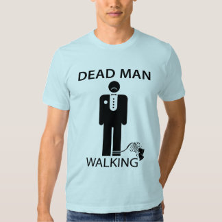 Bachelor: Dead Man Walking America Apparel TShirt