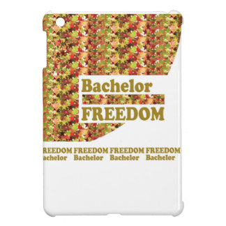 BACHELOR FREEDOM Ideal Gift for ENGAGEMENT iPad Mini Case