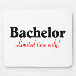 Bachelor Limited Time Only Mouse Mat