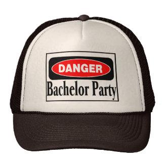 Bachelor Party Danger Hat