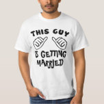 BACHELOR PARTY, engagement T-Shirt