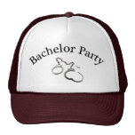 Bachelor Party Hats