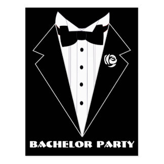bachelor party invitation,groom shower invitation postcard