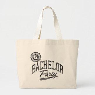 Bachelor Party Jumbo Tote Bag