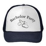 Bachelor Party Mesh Hats