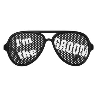 Bachelor Party Shades for Wedding Party GROOM