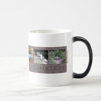 Bachelor s Grove Cemetery Mug