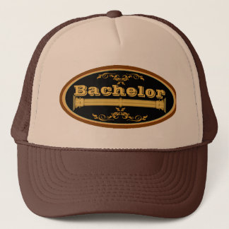 Bachelor Trucker Hat