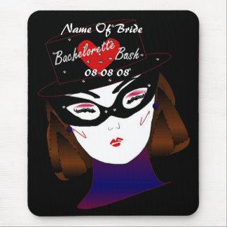 Bachelorette Bash I Mousepad - Customizable Mouse Pad