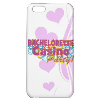 bachelorette casino party wedding bridal shower iPhone 5C case