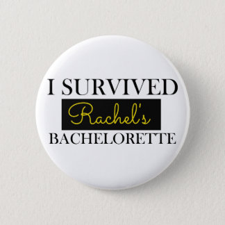 Bachelorette Custom Pin