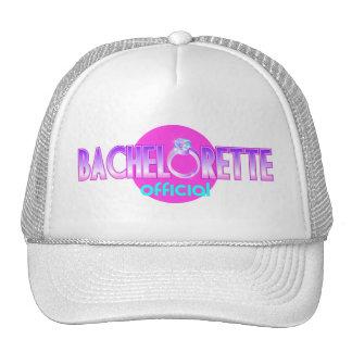Bachelorette Official Trucker Hats