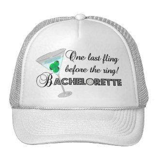 Bachelorette Party Cap