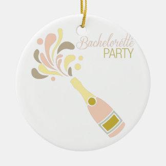 Bachelorette Party Christmas Ornaments