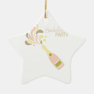 Bachelorette Party Christmas Ornament