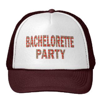Bachelorette Party Engagement Wedding LOWPRICE G Trucker Hats