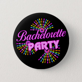 Bachelorette Party Gift 6 Cm Round Badge
