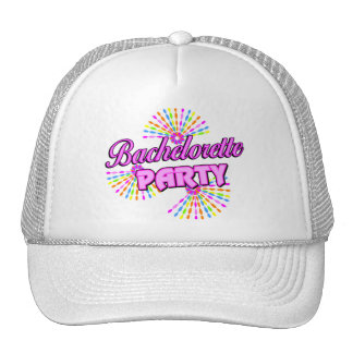 Bachelorette Party Gift Hat