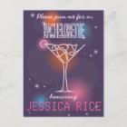 Bachelorette party invitation design