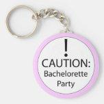 Bachelorette Party keyring