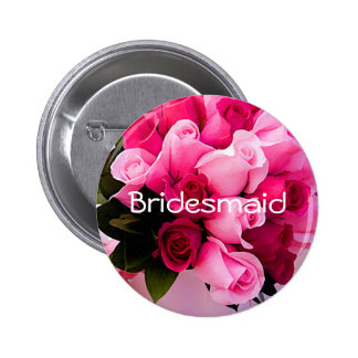 Bachelorette Party Rose Pins Template