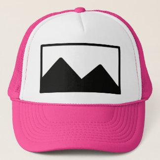 Bachelorette Party Trucker Hat Template