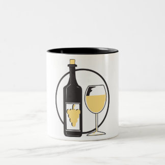 Bachelorette Party/white wine Coffee Mug