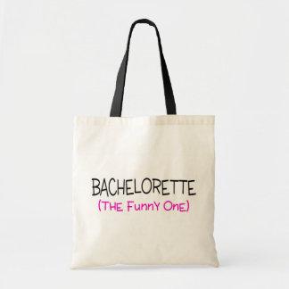 Bachelorette The Funny One Tote Bag